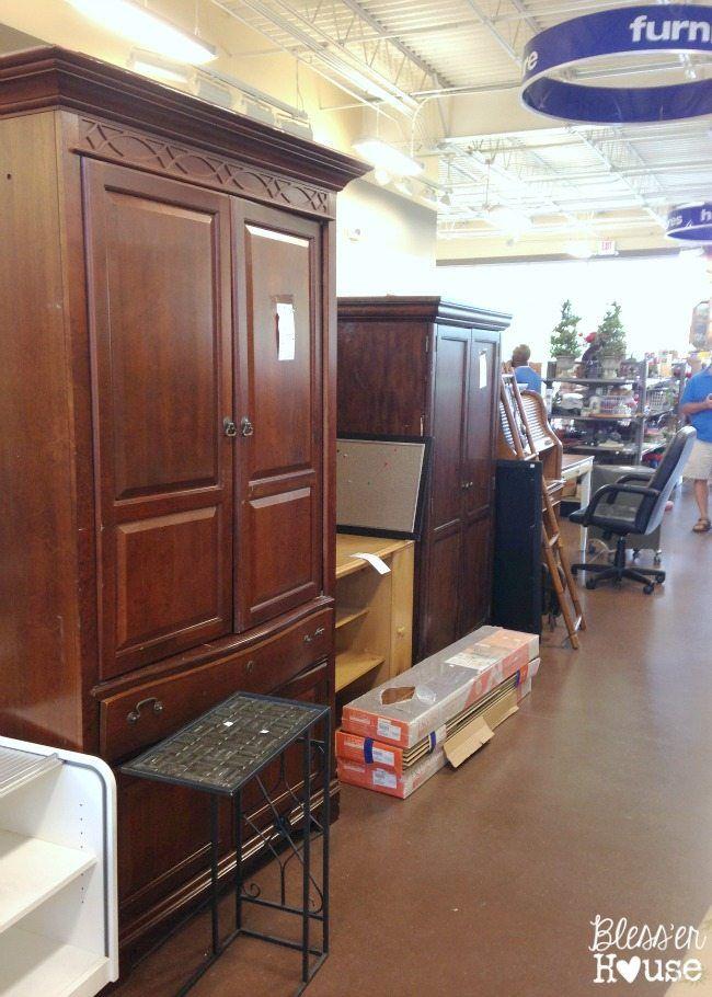 12 Goodwill Shopping Secrets Revealed Bless Er House Goodwill Shopping Secrets Goodwill Furniture Goodwill Shopping