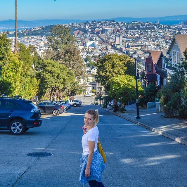 San Francisco is fascinating. Everywhere you go there is a great view waiting to be discovered.  Definitely one of our favorite city in the world #ifollowthetribe