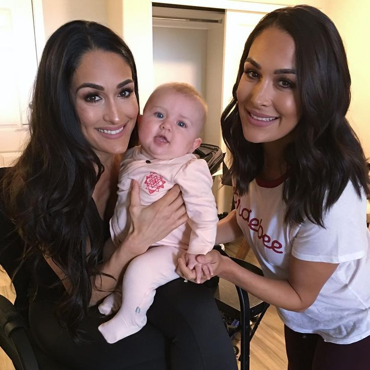 Daniel Bryan And Brie Bella Baby