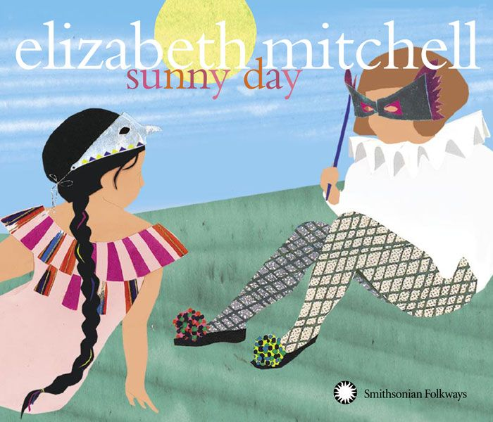 Smithsonian Folkways - Sunny Day - Elizabeth Mitchell. Music about Social Justice