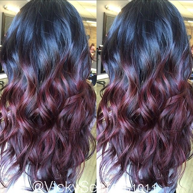 red violet ombre google search gift ideas pinterest