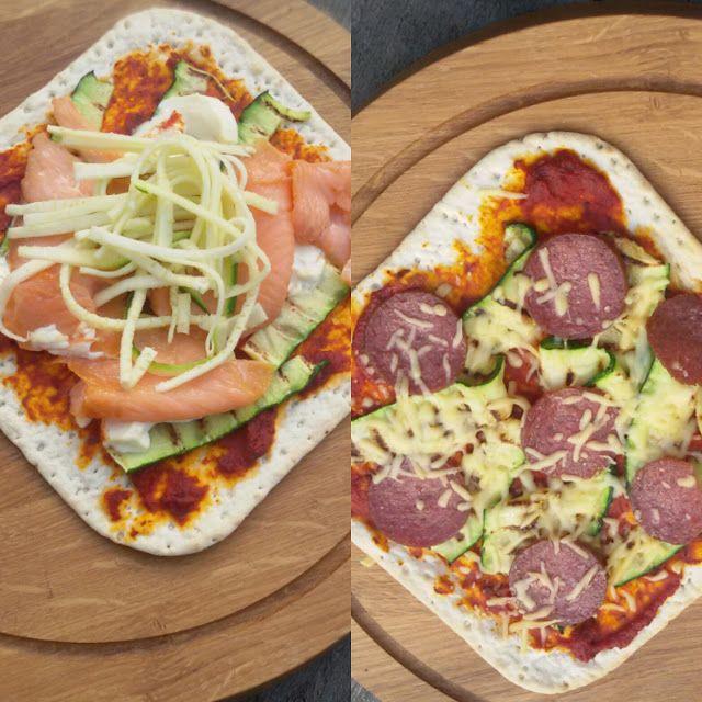 Kyra@Home: Easy Pizza - simpel-tember