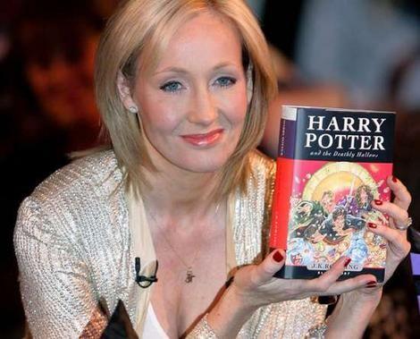 Harry PotterThe Women, Harry Potter Series, Happy Birthday, Be A Writers, Jk Rowling, Harrypotter, J K, Book Series, Harry Potter Book