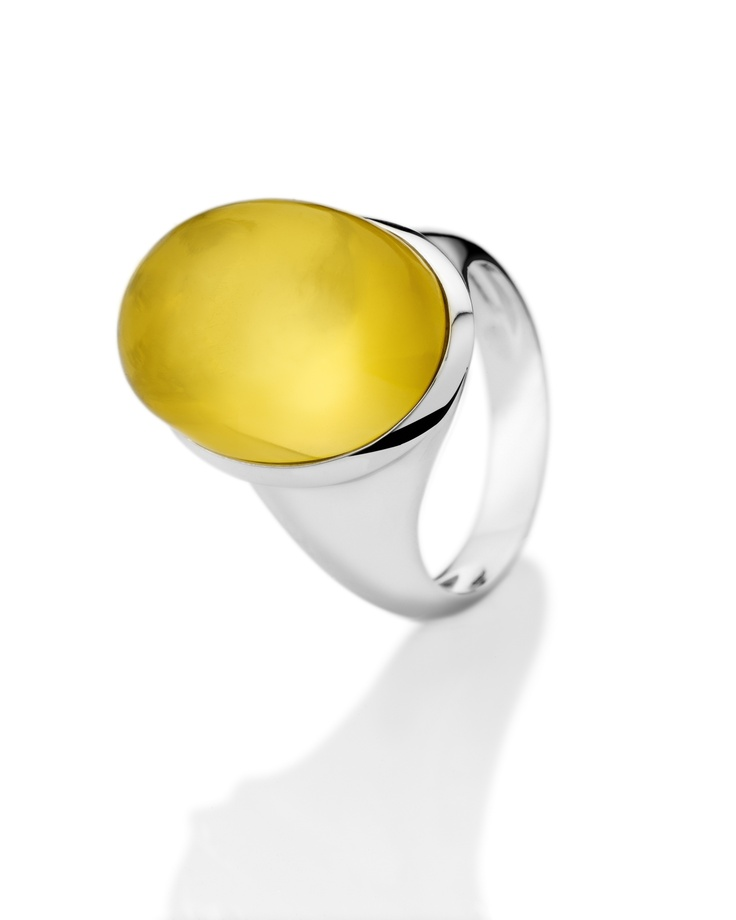 A ring from a Very Berry collection by Gayubo, the Spanish jewellery company.