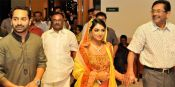 Actress Nazriya Nazim Marriage Photos
