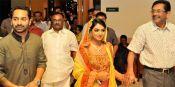 Actress Nazriya Nazim Marriage Photos