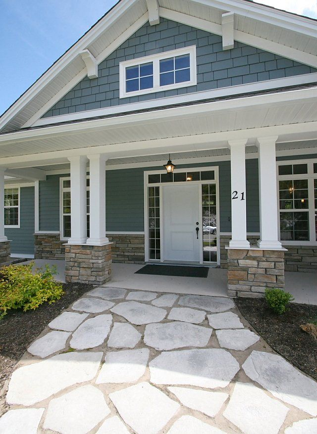 Best 25 stone siding ideas on pinterest Siding square
