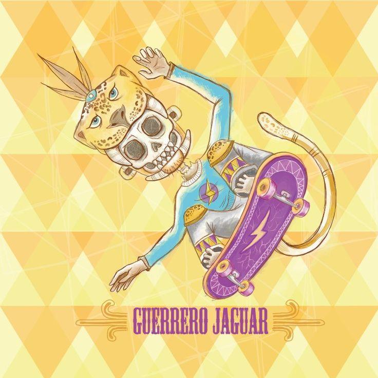 """""""Guerrero Jaguar"""""""