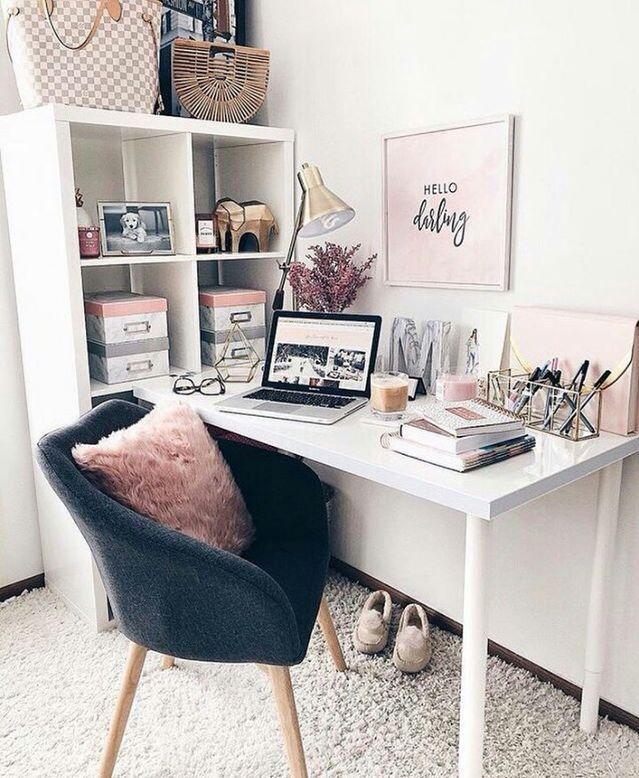 645c8893f7945640bbeb9a862d710e25 Jpg 639 778 Pixeles Cute Desk Decor Home Office Desks Room Decor
