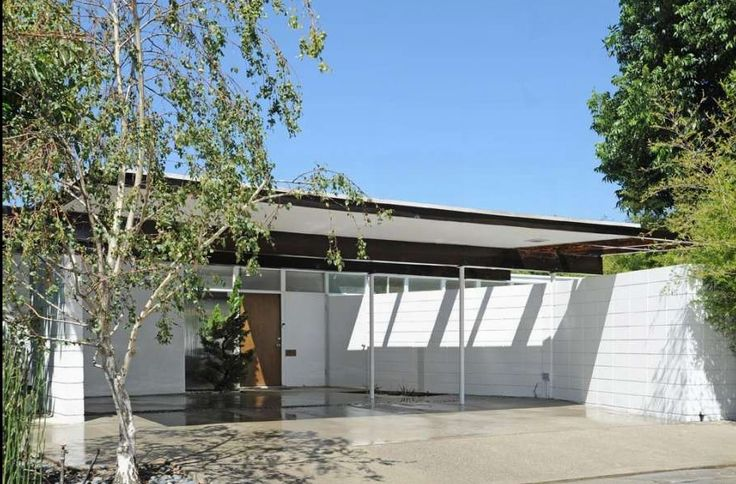 Mid Century Modern Carport Google Search Los Angeles Home Staging Moder