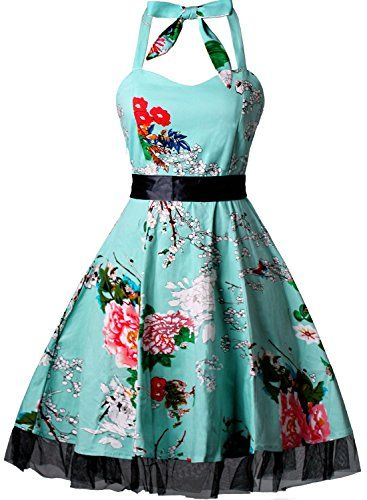 IHOT Skirt Vintage Halter Dress for Girls Women Juniors   https://www.amazon.com/gp/product/B01JLKUEN2/ref=as_li_qf_sp_asin_il_tl?ie=UTF8&tag=rockaclothsto-20&camp=1789&creative=9325&linkCode=as2&creativeASIN=B01JLKUEN2&linkId=fe80e059184b900c8215c50617ebbcb6