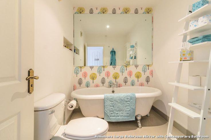 25 best ideas about large bathroom mirrors on pinterest. Black Bedroom Furniture Sets. Home Design Ideas