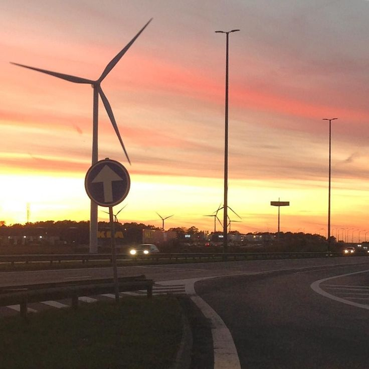 Ηλιοβασίλεμα στο Λουξεμβούργο