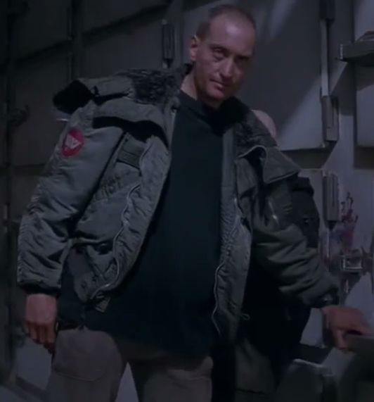 Clemen's Prison Officer Jacket from Alien 3 UP FOR SALE! Screen-accurate replica, limited quantity. Get yours here: https://www.etsy.com/ie/listing/532012747