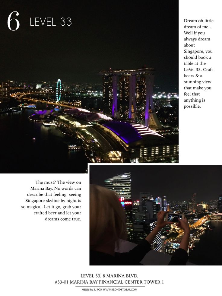 #Level33 #CityGuide #Singapore #Asia #Bar #Cocktail #MarinaBay #CityLights #CBD #Beers #Craft #Singapour #BlogMode #TravelBlog #Expat #FashionBlog