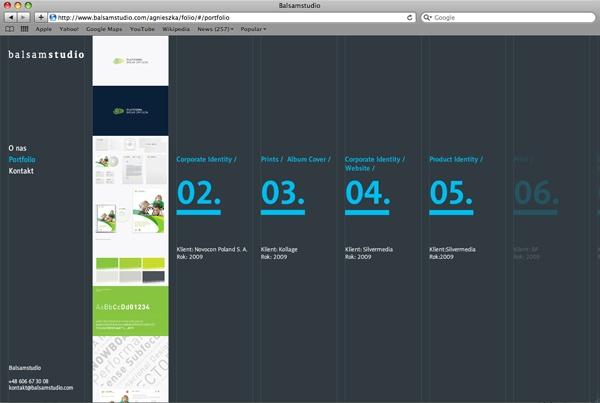 balsamstudio: Graphic Design, Web Design, Interface Design, Mobile Commerce