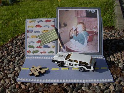 Staffelikort med barndomsminner