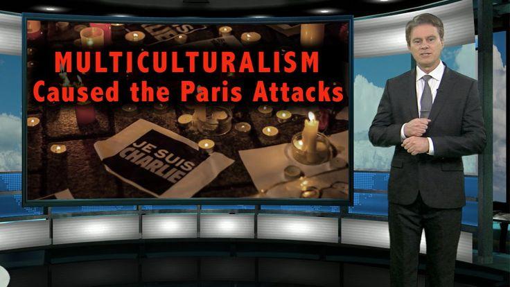 How Multiculturalism Caused the Paris Terror Attacks | Afterburner w/Bil...