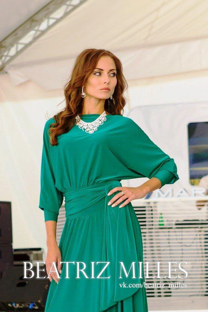 Как шить зеленое платье