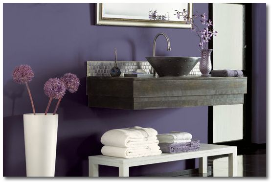Popular bathroom paint colors bathroom paint colors for 2012 house painting tips exterior - Exterior paint in bathroom set ...