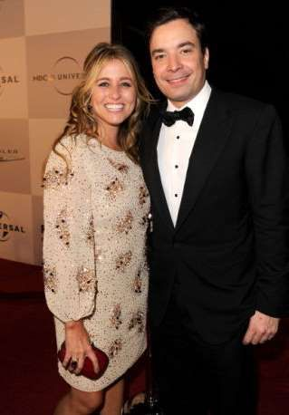 Fallon married film producer Nancy Juvonen in 2007. - Provided by Town and Country