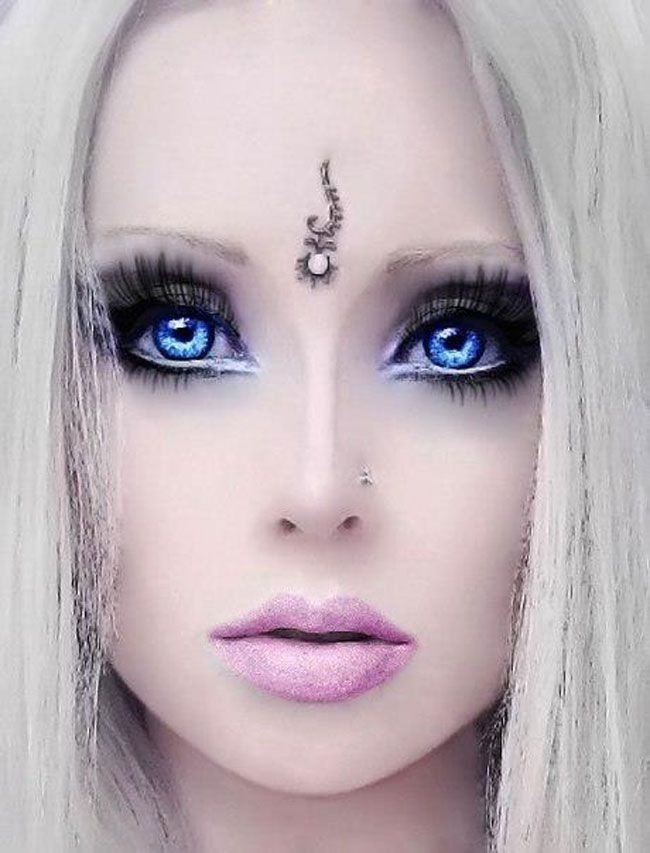 13 best images about Valeria Lukyanova on Pinterest ...