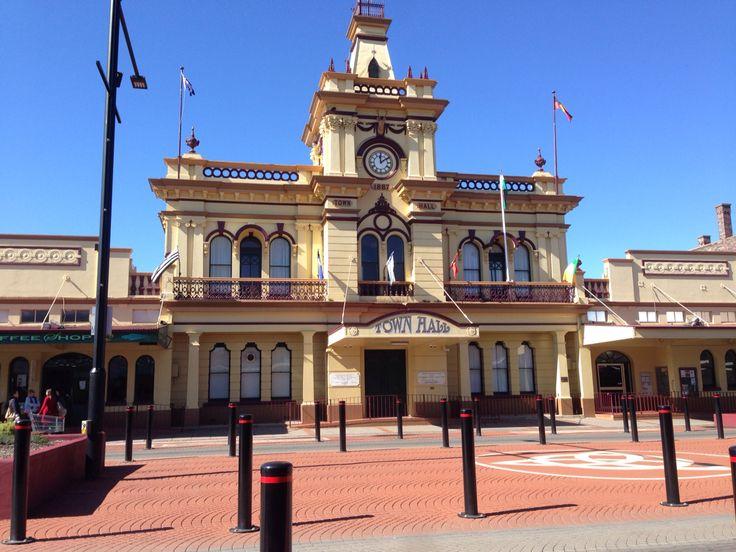 Glen Innes, NSW July 2015