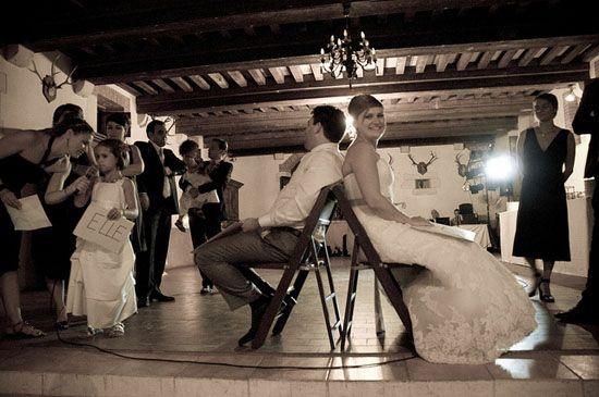 Conseils et idées d'animation pour un mariage chic et fun ! | Mademoiselle Dentelle