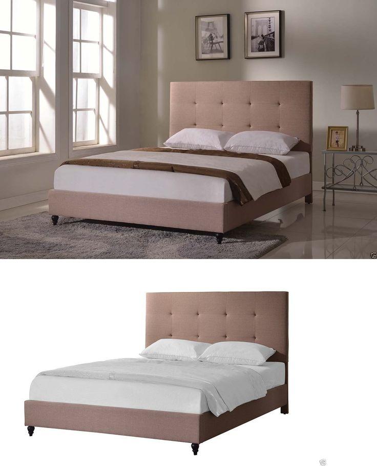 best 25 king size platform bed ideas on pinterest queen platform bed diy bed frame and king. Black Bedroom Furniture Sets. Home Design Ideas