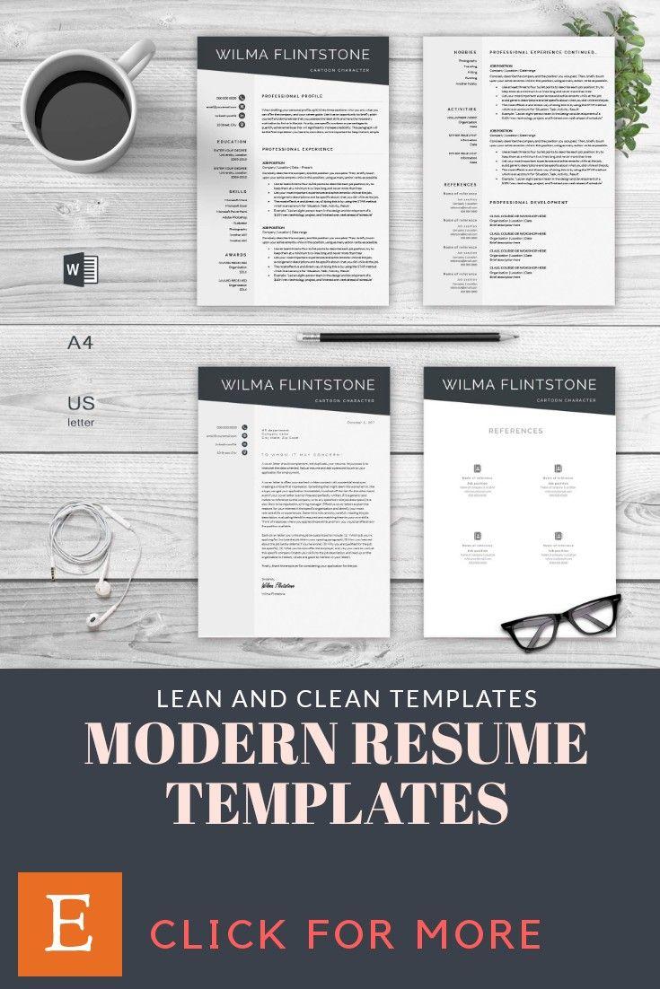 entry level teacher resume%0A Resume Template   Modern Resume   Creative Resume   Professional Resume   Teacher  Resume   Word