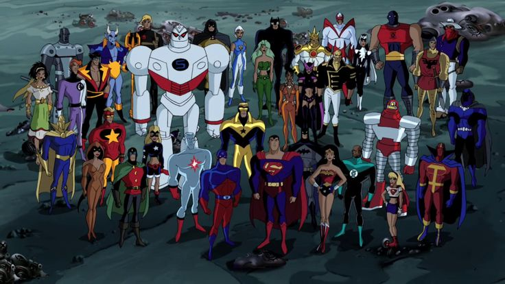 Why Justice League Unlimited Was, and Still Is, the Best Superhero TV Show