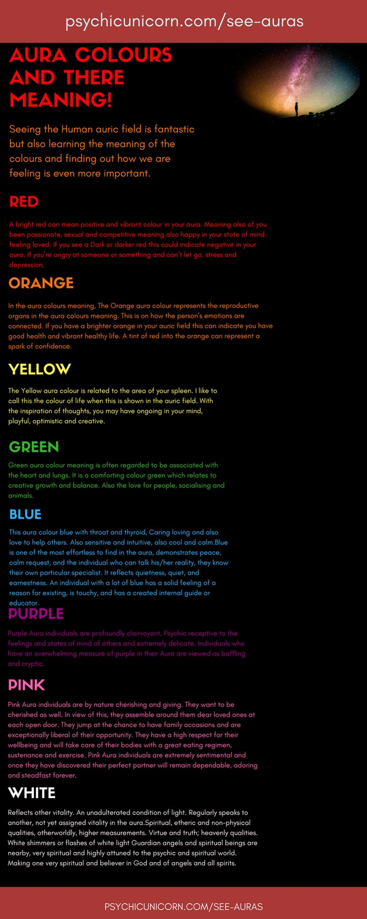 Best 25+ Aura Colors Ideas On Pinterest