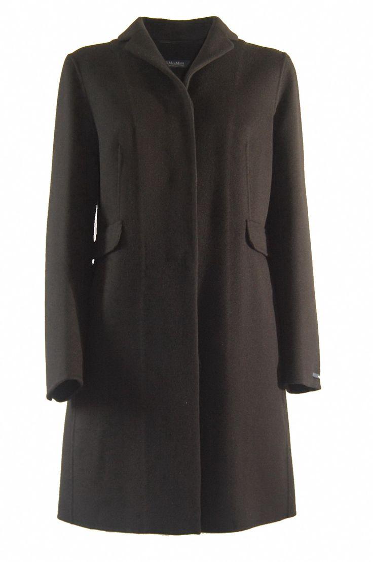 'S Max Mara Giaccone PAPALE colore Nero - 'S Max Mara Jacket PAPALE Black #smaxmara #jacket #shopping #womanstyle