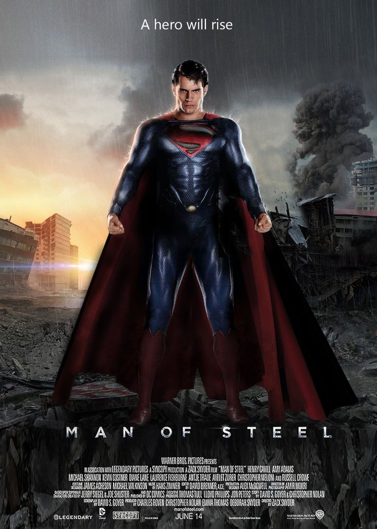 Man of Steel Movie | Man of Steel - Film Review