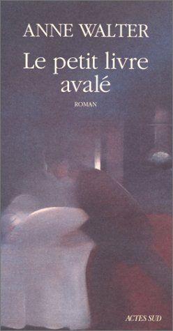 #roamn : Le petit livre avalé de Anne Walter. Partie pour le Canada afin d'y mener une enquête littéraire, la narratrice voyage en compagnie d'ombres et de souvenirs qui ne demandent qu'à l'envahir. Des pages bruissantes de jouissances et de souffrances dans lesquelles la violence se fait discrétion et la fureur silence. http://www.amazon.fr/dp/2868698794/ref=cm_sw_r_pi_dp_vxk4vb0BAKEDZ