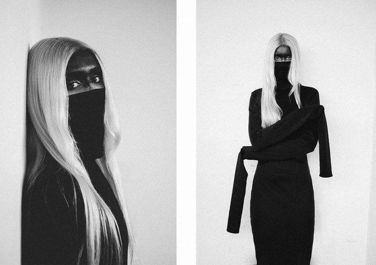 'Kuroi'  Fotografía: @sehweisen  Maquillaje: @li_valentine  Modelo: Aleksandra @aleksandravss Diseño y confección: @nana.vera.couture  #nanavera #nanaveracouture #kuroi #design #lucíagómezfotografía #photography #makeup
