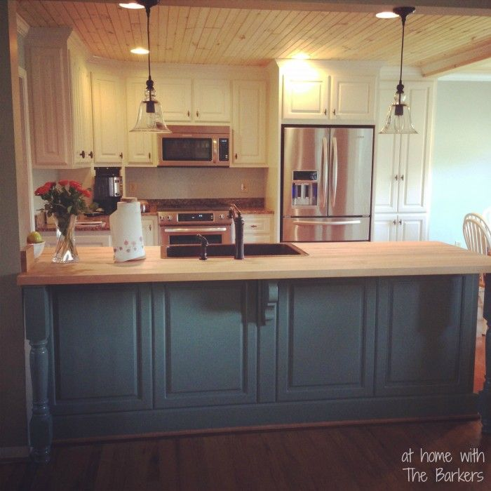 Glazed White Kitchen Cabinets: Colors, Brown And Kitchen Cabinets