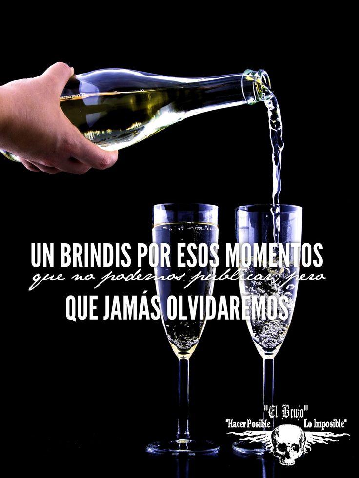 brindis #elbrujo.net #Kimbiza #brujeria #Amor #Dinero #Salud #Suerte #Poder…