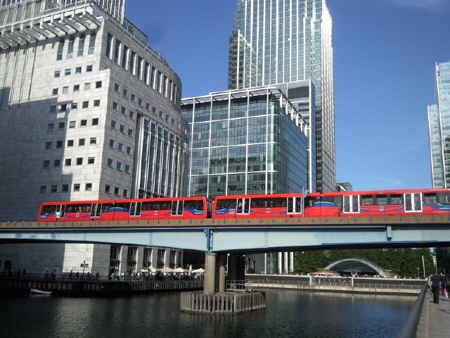 London- Canary Wharf