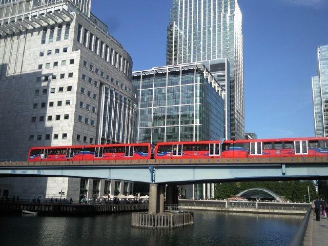 London- Canary Wharf