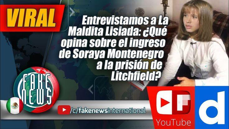 Maldita Lisiada: ¿Qué opina sobre el ingreso de Soraya Montenegro a la p...