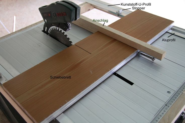 schiebeschlitten f r pps 7s bauanleitung zum selber bauen. Black Bedroom Furniture Sets. Home Design Ideas