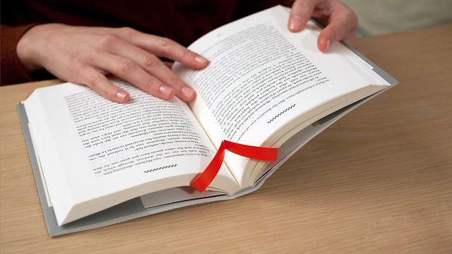 Albatros bookmarks by Oscar Lhermitte. The Albatros bookmark - Following any journey