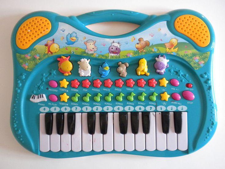 Piano enfant 1er age jeu b b 18 mois 1 2 3 4 ans musique - Bebe 18 mois ...