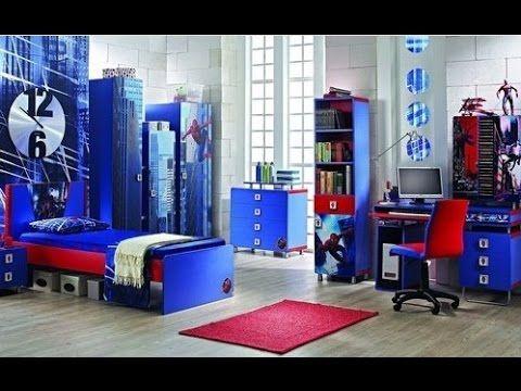 Комната для мальчика подростка - дизайн и интерьер