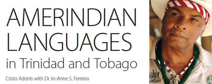 In Trinidad and Tobago, at least ten known and named pre-Columbian languages were spoken by peoples of a variety of Amerindian origins. These languages include those from language families such as Carib, Arawakan and others. Except for Kalina/Kari'ña (Carib), lokono (Arawak), and Warao, most of the other languages once spoken here are now extinct, both here and elsewhere on the American continent.