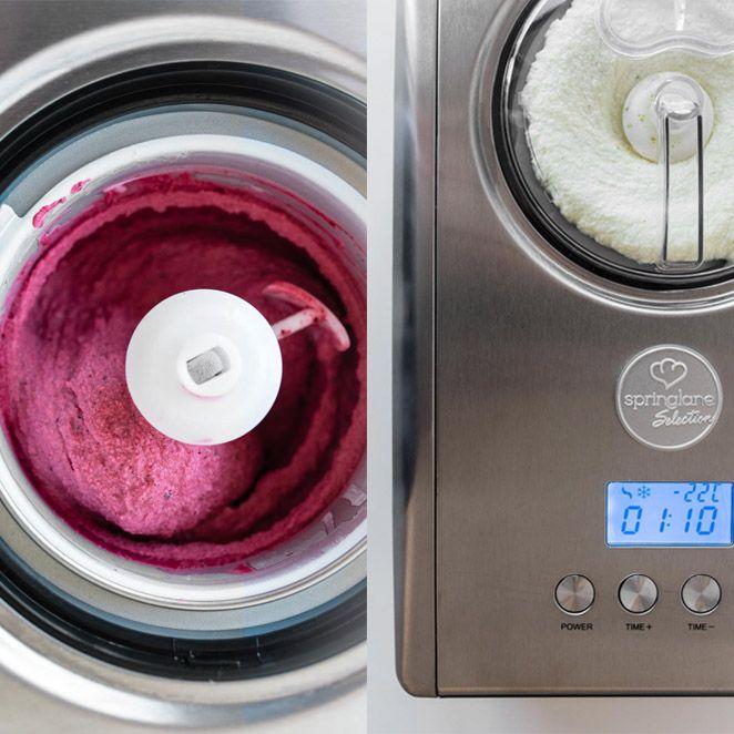 Bloggerin Trickytine testet: Eismaschine Emma von Springlane