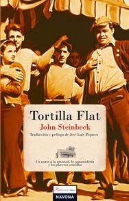 #Literatura TORTILLA FLAT - John Steinbeck #Navona