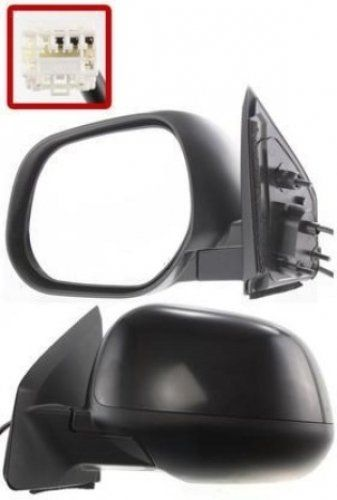 Discount Starter and Alternator 3233PL Mitsubishi Outlander Drivers Side Replacement Mirror Power Non-Heated Manual Folding New Aftermarket Part (Not Rebuilt/Refurbished/Repurposed). Please verify this is the right part number before ordering.  #Discount_Starter_&_Alternator #Automotive_Parts_and_Accessories