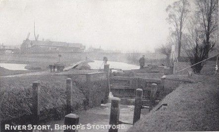 Bishops Stortford - The River Stort
